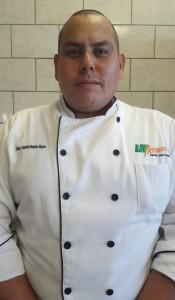 Chef Gabriel Rendón Hoyos